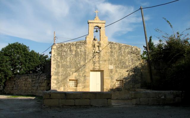 Knisja ta' Santa Marija ta' Ħal Tmiem