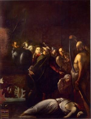 """""""Qtugh ir-ras ta' S.Katarina"""" – Artist segwaci ta' Caravaggio"""