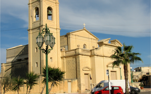 Our Lady of Divine Mercy Church