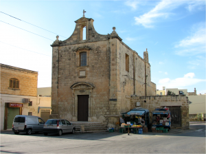 Church of St Angelo