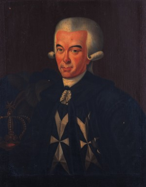 Painting of Hompesch